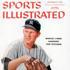 In 17 years with the New York Yankees, Ford won six World Series titles. He has more World Series wins than any other pitcher in history, and was named MVP of the 1961 series.