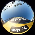 Scenes from AVP Manhattan Beach Open