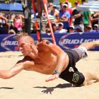 Casey Patterson played with his usual fire but failed to make the semis this week after winning last week's tournament in Salt Lake City.