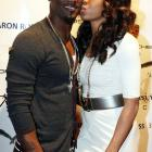 NFL cornerback Aaron Ross and track and field athlete Sanya Richards have been married since February 2010.