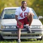 Alfred Morris may have run for 1,613 yards his rookie season and helped propel the Redskins into the playoffs with his 200-yard, three touchdown performance against the Cowboys in Week 17, but the fame hadn't gone to his head. The Redskins running back still drove a 1991 Mazda 626 (which he named Bentley) that off-season.
