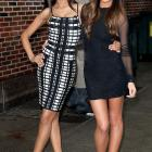 Ariel Meredith and Chrissy Teigen :: Getty Images