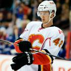 The Calgary Flames forward and son of the team's then-GM Darryl Sutter, was accused in November 2010 of being extremely drunk when he punched a cab driver in the face outside a Scottsdale, Ariz. bar from which he'd been tossed for disorderly behavior. Brett, then 23, was brought down by bouncers and faced a misdemeanor charge. He pleaded guilty and was fined $323.60.