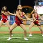 Minor League Baseball Cheerleaders