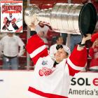 The Red Wings netminder won three of Lord Stanley's old silver bowls to fill with his own honey nut toasted oats (the cereal variety most favored, it seems, by athletes seeking to start the day with you).