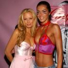 Cindy Margolis and Adrianne Curry :: Getty Images