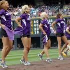 MLB Cheerleaders