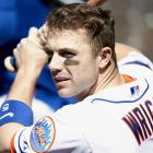 The Mets third baseman agreed to the richest contract in franchise history on Nov. 30, 2012. The deal replaced Wright's $16 million salary for 2013 and included $122 million in new money. A homegrown fan favorite and the face of the franchise, Wright is the club's career leader in several major offensive categories including hits, RBIs, runs and walks.