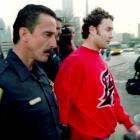 The Stars goalie was involved in a March 2000 incident at a Dallas hotel where security was called after his female companion became frightened by Belfour's drunken belligerence. He grappled with a guard, kicked two police officers, and was blasted with pepper spray. He later offered the cops a billion dollars to not take him to jail. No dice. He ended up pleading guilty, apologizing, and being given two years probation and $3,000 fine.