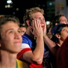 U.S. Fans React to Draw With Portugal