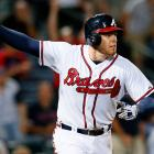 The 24-year-old Freeman had hit .287/.361/.468 and averaged 23 home runs and 93 RBI over his first three seasons. The Freeman extension, which was completely unexpected, is the richest contract in Braves history, far out-stripping the seven-year, $90 million the Braves gave Chipper Jones in 2000 just a few months in advance of his free agency.