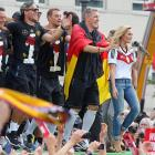 Team Germany and Helene Fischer.