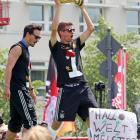 Mats Hummels and Thomas Mueller.