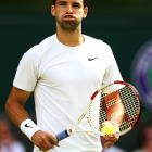 Offbeat photos from week one at Wimbledon