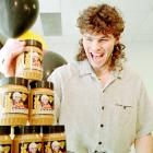 While dazzling spectators as a Penguin in the '90s, the mulleted Czech scoring star had his own creamy brand made by Public Labels Brands, Inc. of Pittsburgh and sold to benefit local charities. If you needed something to wash it down, Jagr's likeness also graced bottles of mineral water, but you had to go to his native Czech Republic to buy them.