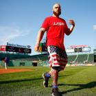 Jonny Gomes :: Getty Images