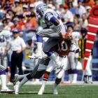 Easley only played seven years, but he established himself as one of the league's best safeties during that time. Drafted fourth overall in 1981, Easley was a five-time Pro Bowl pick and a three-time first-team All-Pro. In 1984, he intercepted ten passes, two of which he returned for touchdowns, and was named the NFL's defensive player of the year. Easley was also known as a hard-hitter. But when Seattle tried to trade the safety to Arizona, Easley was forced to retire after a physical showed serious health problems in his kidneys.