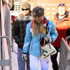 Perhaps the most high-profile American Winter Olympian, skier Lindsey Vonn announced that her injured knee would prevent her from participating in the 2014 Sochi Games. Vonn had torn an ACL and MCL in a crash at the World Championships in February 2013, but vowed to participate in the Sochi Olympics. Two subsequent crashes aggravated the injury, forcing her withdrawal.