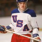 Everyone remembers his first goal, the one that changed everything: Johnson, Team USA's buzzsaw, splitting the Russian defense to pounce on a rebound lazily gifted by Vladislav Tretiak, make a slick move that brought the netminder to his knees. and tie the game at two with one second remaining in the first period. But Johnson scored another goal, another equalizer, on a third period period power play, that knotted the game at three and teed it up for Mike Eruzione to make history.