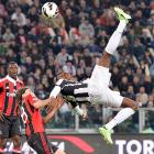 In many ways, Pogba is similar to Mario Balotelli. He had a dramatic falling out with his manager in England, leaving Manchester United for Juventus in Italy. Since then, he has become a spectacular-goal machine, regularly cutting inside from the right wing to unleash thunderous strikes past hapless goalkeepers.