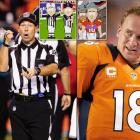 """Episode: """"Sarcastaball"""" (Original Air Date: Sept. 26, 2012) — The replacement refs disagree on a scoring play as Randy Marsh leads Peyton Manning and the Denver Broncos to their first victory in Sarcastaball."""