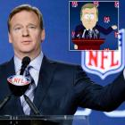 """Episode: """"Sarcastaball"""" (Original Air Date: Sept. 26, 2012) —  Goodell introduces the Broncos new coach Randy Marsh, who brings Sarcastaball, a ridiculously safe and emasculating new game he sarcastically created, with him.  