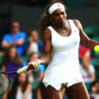Serena shined in Nike's all-white perfection at Wimbledon.