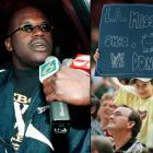 Shaq's highly-anticipated return to Orlando, after the franchise center bolted for Los Angeles in the offseason, was a complete dud. An injured O'Neal sat out the game.