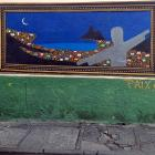Soccer-Inspired Graffiti and Murals in Rio
