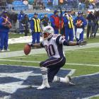One of the more iconic members of the Patriots during their run of dominance in the 2000s, Brown made his one and only Pro Bowl appearance in 2001.