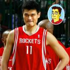 Memorable Moment — After Marge asks Yao to do the dishes, he responds: ''I really don't understand your language.'' [in Mandarin with subtitles] Lisa: ''Wait a second, I read that you speak excellent English.'' Yao: ''Shut up kid, I've got a good thing going here.''