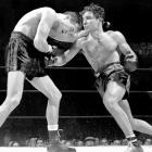 LaMotta and Zivic fought four times in a six-month stretch between 1943 and 1944. Three ended in disputed split decisions, with LaMotta emerging from the series with a 3-1 record.