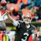 """All eyes will be on Robert Griffin III in this game, but the opportunity will be there for the """"other"""" rookie to seize the spotlight. Over the past three games, the Redskins have allowed a total of seven passing scores, helping boost the team's season total to an NFL-worst 27."""