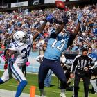 Despite not starting the past seven games, Wright has led Tennessee with 59 receptions. The Jets will have to account for Kenny Britt and Nate Washington, making Wright the Titan most likely to pick up the slack left by the loss of tight end Jared Cook to injured reserve.