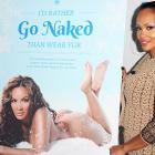"""The Basketball Wives star unveiled her """"Cheeky"""" new anti-fur ad for the PETA folks at the Bob Barker building in LA. Gottta imagine if Bob was on hand, his ol' ticker was a-tockin' pretty good at the sight of this."""