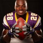 Rare Photos of Adrian Peterson