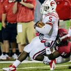 The best offensive player you've never heard of, Andrews was unstoppable for Western Kentucky this year. The do-everything junior compiled 2,977 all-purpose yards -- third in NCAA history -- to lead the Hilltoppers to their first bowl berth as an FBS member.