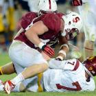 The leader of Stanford's relentless linebacking corps, Thomas imposed his will in 2012. He recorded 71 tackles and 7.5 sacks as the Cardinal locked up a third consecutive BCS bowl berth.