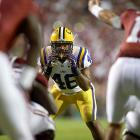 LSU's star linebacker can blanket the field like few others. He anchored the Tigers' eighth-ranked total defense by collecting 111 tackles -- 20 of which came in a 14-6 loss to Florida on Oct. 6.