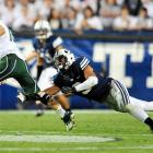 Teammate Ezekiel Ansah may generate more draft hype, but Van Noy was BYU's most game-changing defensive force this season. He paced the Cougars with 11.5 sacks and 18.5 tackles for loss and tied for fourth nationally with five forced fumbles.