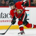 The 22-year-old Swede had a memorable 2011-12 season with the Senators, scoring 19 goals and recording 59 assists. He also won the James Norris Trophy, awarded to the NHL's best defenseman.