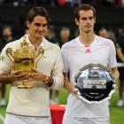 It was one of the best Grand Slam performances of Andy Murray's career, but it still was not enough to defeat Roger Federer in the Wimbledon Finals. The first British man to reach the finals since 1938, Murray lost in four sets, giving Federer his record-tying seventh win at Wimbledon.