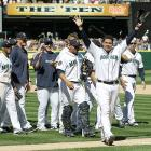 Somehow there were three perfect games during the 2012 season, but the best game of those three came on August 15. Felix Hernandez, who was always one pitch away from surrendering a game-tying home run, threw a perfect game as the Mariners won a hard-fought 1-0 game.