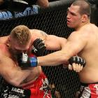 Velasquez became the 15th heavyweight champion in UFC history when he scored a first-round TKO of Brock Lesnar that made him the first Mexican-American to win a heavyweight title in boxing or MMA.
