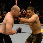 Cain Velasquez didn't waste much time in his UFC debut: scoring a first-round TKO of Brad Morris at UFC 83.