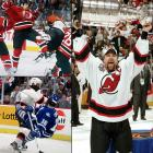 """After arriving from St. Louis as compensation for the Blues signing Brendan Shanahan away from New Jersey, the bone-rattling backliner personified the Devils' defense for 12 years. While leading the team to its first two Stanley Cups (1995, and 2000 when he won the Conn Smythe Trophy as Playoff MVP; he also won a third in 2003), Stevens' hit on Detroit's Slava Kozlov in the 1995 final made him a villain, though one the Devils rallied around. """"In some ways the Kozlov hit did reinvent Scott,"""" Larry Robinson, then a Devils assistant, told SI's Michael Farber in 2001. """"That was Scott's first Cup, and so much of our success in that series was based on that hit, how much confidence it gave us."""" <bold>SI Vault: </bold><bold>The Hits Keep Coming</bold><bold> by Michael Farber</bold>"""