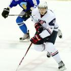The man of many countries (Belarus, Russia, US) made USA Hockey very happy when he chose to represent the land of his birth for the WJC. Montreal's first selection (third overall in the 2012 NHL Draft will be the engine that powers the American offense. He comes to the tournament hot with 40 points in his last 17 games, including eight in his final two -- a feat that earned him Player of the Week honors in the CHL.