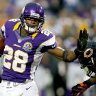 Adrian Peterson rushed for 199 yards in the season finale against the Packers, finishing nine yards short of Eric Dickerson's mark.