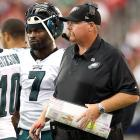 It just wasn't the Eagles' year. What began as an October slump manifested into an eight-game losing streak, with the notoriously passionate Philadelphia fan base calling for blood. Andy Reid, Michael Vick, Reid's coordinators -- the fans wanted them all gone.