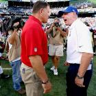 One of the biggest controversies to come out of this season was whether rookie Tampa Bay head coach Greg Schiano was right to tell his players to go after quarterback Eli Manning while he kneeled down in the game's final seconds. Schiano said he wanted to force a fumble, but what resulted was a series of hits that left the Giants angry.